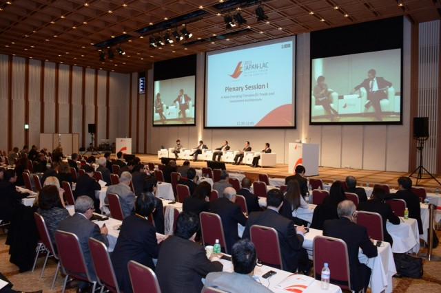 Japan-Latin America and the Caribbean Business Forum