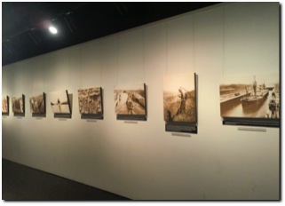Photographic Exhibition of the Panama Canal on the occasion of the 100th anniversary of the opening of the waterway.