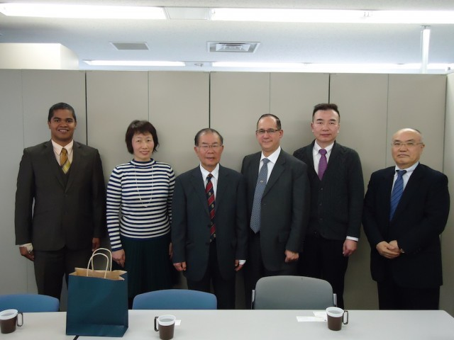 During the meeting with Tokyo MOU.
