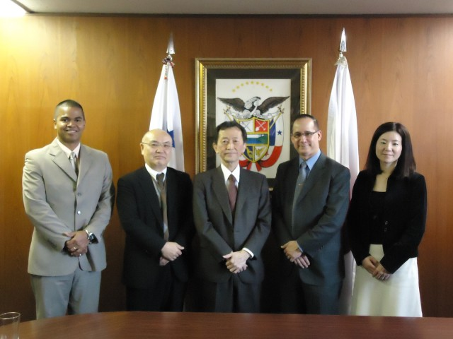 During the meeting with K. N. TRADING CO., LTD. at the Embassy, on March 2nd.