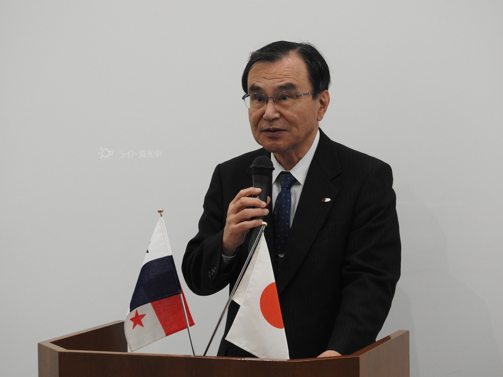 Mr. Takeshi Tokuhisa, President of Chiba University