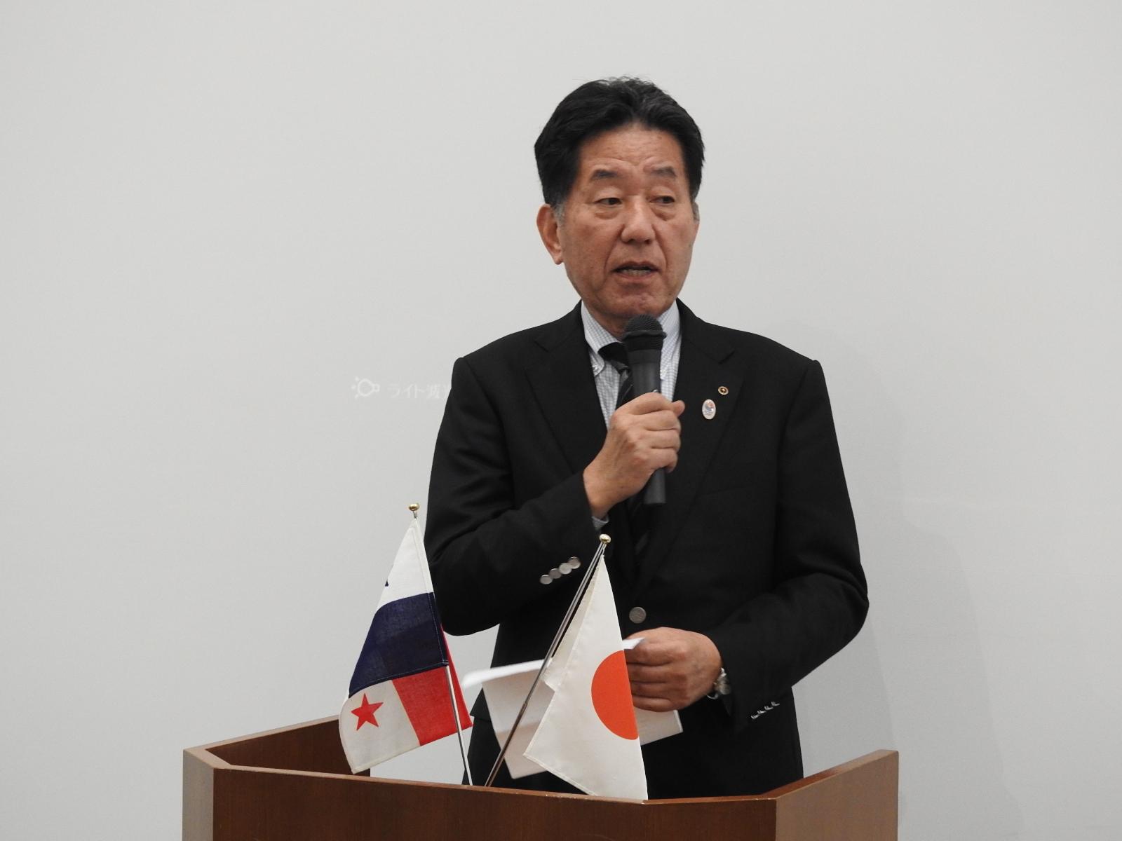株式会社サザコーヒー鈴木誉志男代表取締役会長