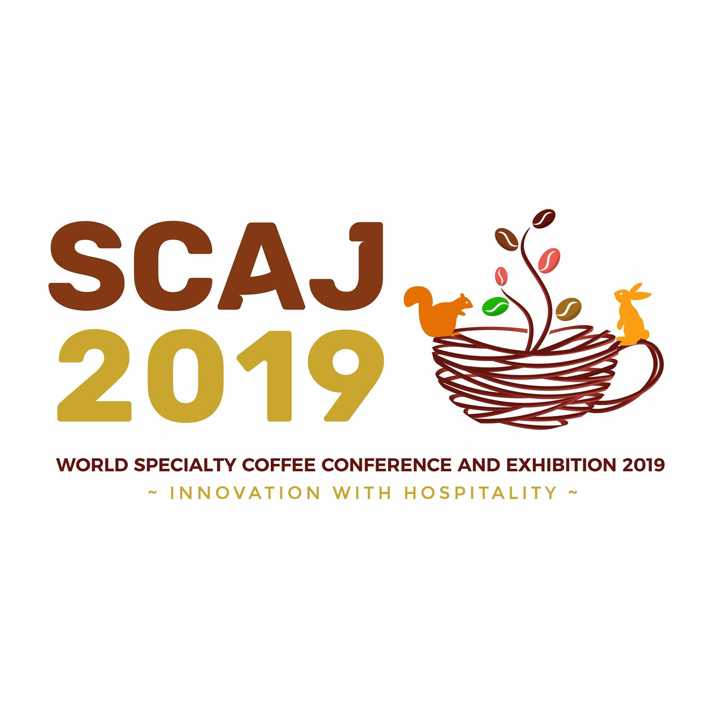 SCAJ2019公式ロゴ
